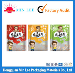 Reliable China Dongguan Manufacturer Factory Food Grade Plastic Packaging Sack Food Grade Poly Bag pictures & photos