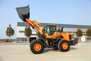 5ton Wheel Loaders Yx 656 with Weichai Engine pictures & photos