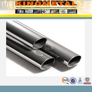 Tp316L ASTM A358 ERW Stainless Steel Pipe pictures & photos
