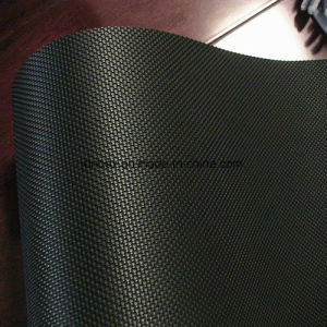 Black/Blue PVC/PU Treadmill Conveyor Belt for Fitness Club pictures & photos