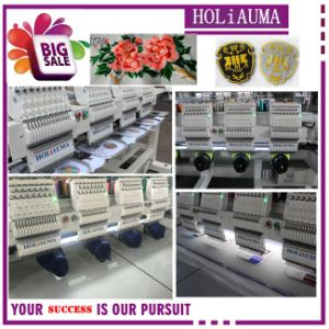 High Speed 4 Heads Computerized Embroidery Machine Tajima Knitting Sewing Machine China Good Quality pictures & photos