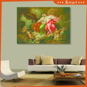 UV Printed Western on Wall Panel for Home Decoration pictures & photos