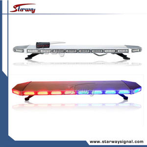 Warning Super Thin Police Emergency Linear LED Lightbars / LED Light Bars (LTF-A817AB-120L) pictures & photos