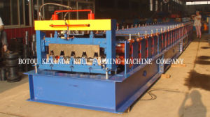 Floor Panel Cold Steel Roll Forming Machine Manufacturer pictures & photos