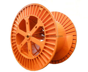 High Quality Corrugated Steel Wire Spool pictures & photos