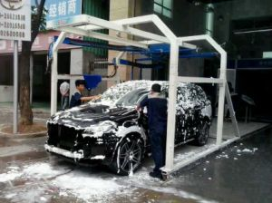 Fully Automatic Touch-Free Car Washing Machine Clean Equipment System Steam Machine Manufacture Factory Quick Wash pictures & photos