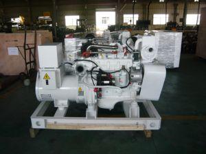 Cummins Marine Diesel Generator Set (30KW to 400KW) pictures & photos