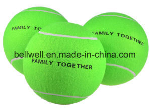 "8"" Large Size Tennis Ball Pet Tennis Ball pictures & photos"