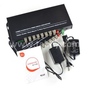 8 CH 1080P Resolution Video Fiber Optical Transmission/Transceiver pictures & photos