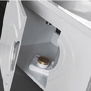 European Bathroom Vanity Furniture Sanitary Ware with Side Cabinet pictures & photos