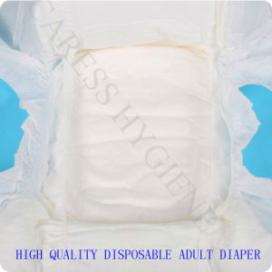 Good Quality Incontinence Adult Disposable Diaper pictures & photos