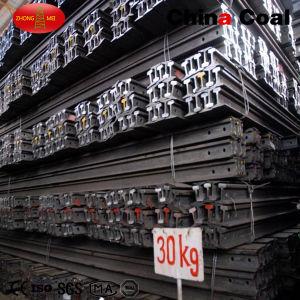 Coal Mining Q235 55q Light Steel Rail 30kg Light Rails pictures & photos