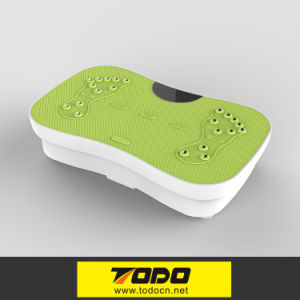Td006c- 5 Fitness Equipment Vibration Plate Type Mini Vibration Machine pictures & photos