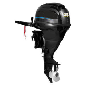 4 Stroke 25HP Electric Start Outboard Motor pictures & photos
