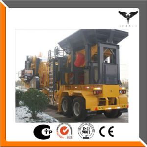 Newest High Efficiency Mobile Stone Crushing Plant From Factory Directly pictures & photos
