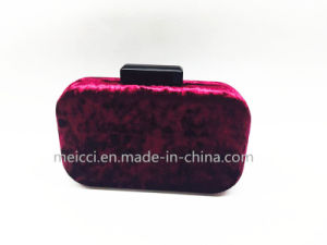Hot! Satin Clutch Bag, Women Bag, Party Bag pictures & photos