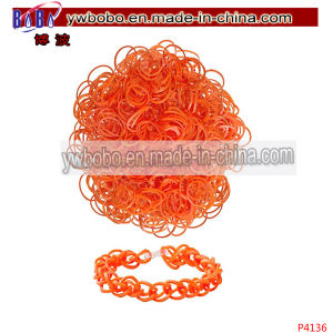 Education Toys Rubber Loom Bands Children Toy (P4136) pictures & photos