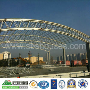 Professional Buiding for Prefab Steel Structure Gym pictures & photos