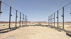 Light Steel Thin-Walled Structures Workshop pictures & photos