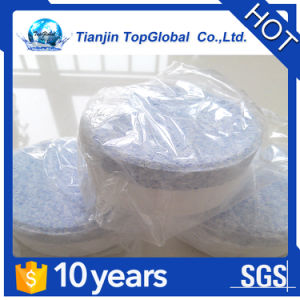 swimming pool active chlorine tablet TCCA 90% pictures & photos
