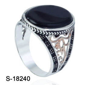 New Model Handmade Fine Jewelry 925 Sterling Silver Fashion Mens Rings for Sale pictures & photos