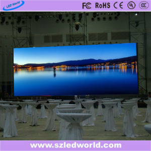 P4.81 Indoor Rental Multi Color LED Screen Display Video for Advertising (CE, RoHS, FCC, CCC) pictures & photos