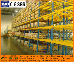 Ce Heavy Duty Storage Pallet Rack for Industrial Warehouse pictures & photos