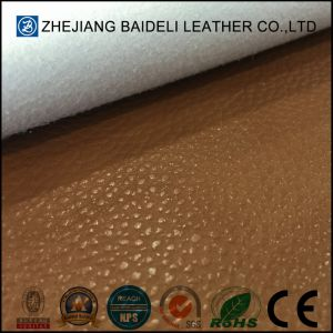 Microfiber PU/Synthetic Leather for Shoes and Bags pictures & photos