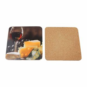 Artpaper + MDF + Cork Coaster for Cups & Decoration pictures & photos