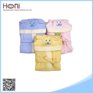 D-049 High Quality Children Bath Towel Hooded