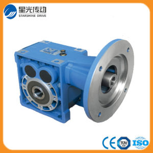 Xgk Helical Hypoid Spiral Bevel Gearbox with Flange Input pictures & photos