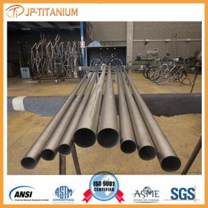 Good Quality Star Products Grade 2 Titanium Tube for Bicycle Frame pictures & photos