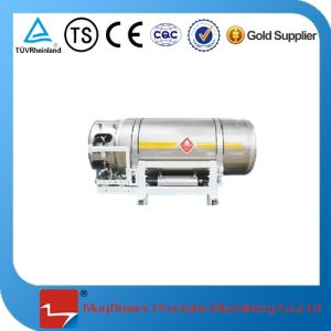 LNG Vehiclle Gas Cryogenic Car Cylinder pictures & photos