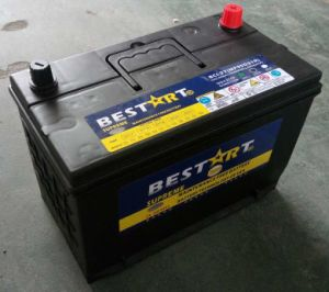 12V 80ah Silver Power Lead Calcium Maintenance Free Car Battery Bci-27 (95D31RMF) pictures & photos