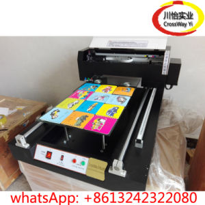 ID Card Printer Plastic Printer with UV Ink Printing Directly pictures & photos