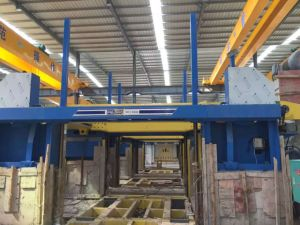 Gang Saw Machine for Marble 90/800 (2.25m) pictures & photos