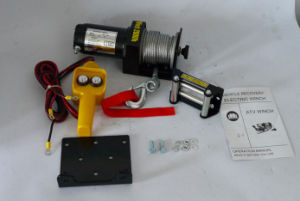 Electric Winch 2000lb-2 24V pictures & photos