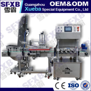 Sfzk-4 Automatic Vacuum Capping Machine pictures & photos