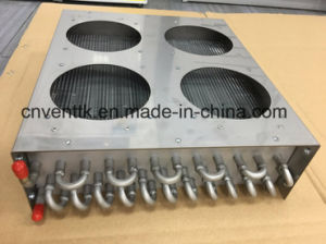 Medical Laser Devices Stainless Steel Tube Aluminum Fin Heat Exchanger pictures & photos