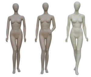 Female Mannequin with Kneel Pose pictures & photos