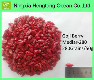Superfruit Goji Berry Chinese Top Quality Dried Black Goji Berry pictures & photos