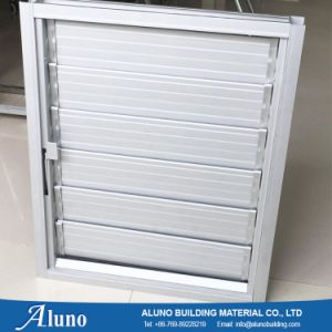 Aluminum Shutter Window with Good Quality pictures & photos