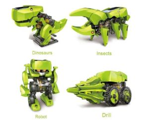 Solar Energy Toys for Kids pictures & photos