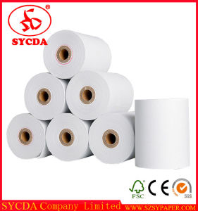 Thermal Paper, Cash Register Paper, Thermal Till Rolls pictures & photos
