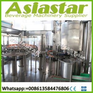 Automatic Plastic Bottle Pure Water Filling Machine pictures & photos