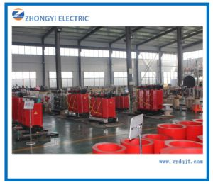 China Factory 3 Phase 1600kVA Dry Type Power Electrical Transformer pictures & photos