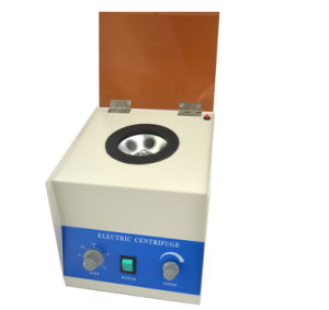 Universal Table Top Low Speed Centrifuge pictures & photos