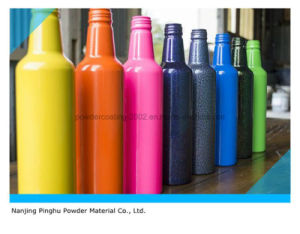 Yellow Outdoor Powder Coating for Container Coating pictures & photos