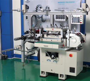 Computerized Wdk-300 Pinhole Positioning Die Cutting Machine