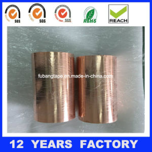 0.025mm Thin Rolled Copper Foil Tape/ Copper Foil pictures & photos